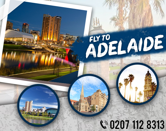 adelaide flights