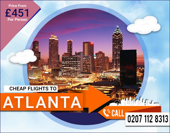 atlanta flights