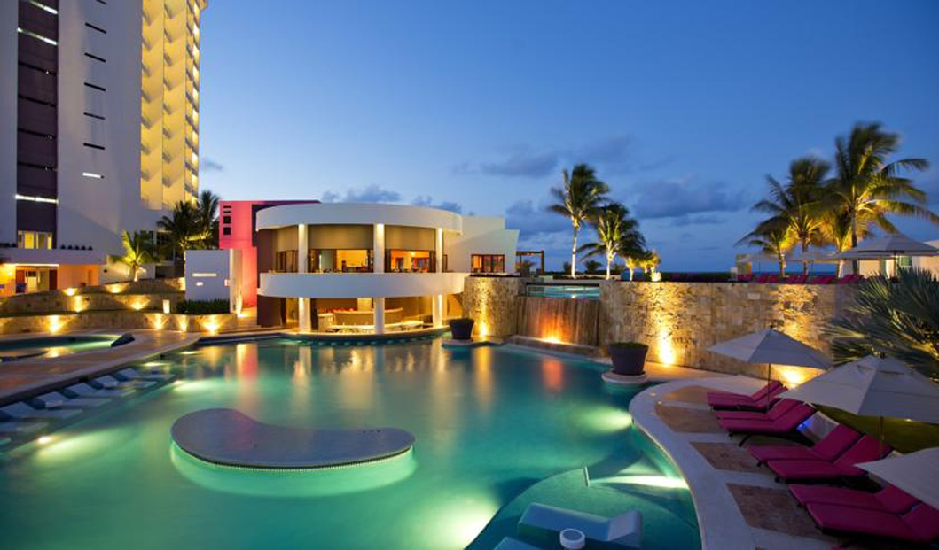 Cheap Hotel Booking Cancun Krystal Grand Punta Cancun