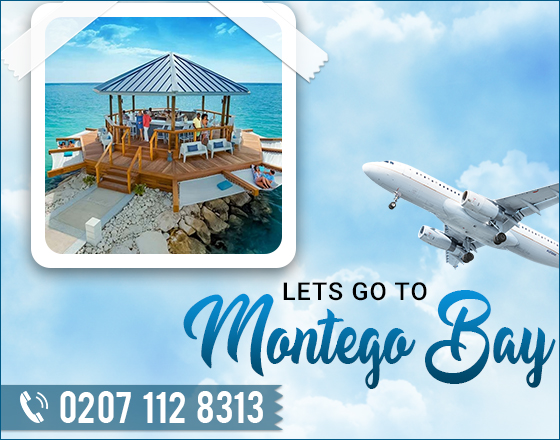 montego bay flights