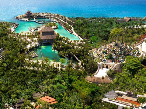 Cheap Hotel Booking Cancun Occidental Grand Xcaret