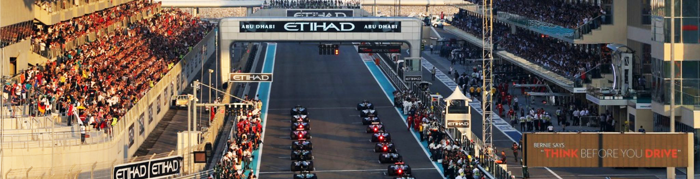 image for Abu dhabi Grand Prix 2018
